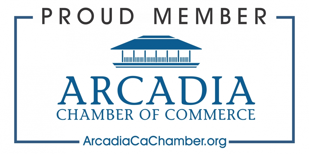 Proud Member Arcadia Chamber of Commerce