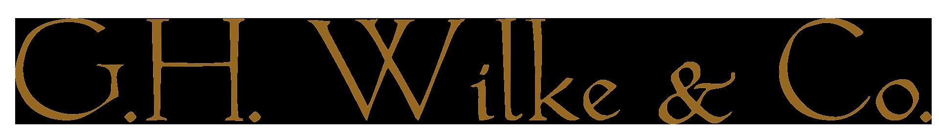 G.H. Wilke & Co. logo